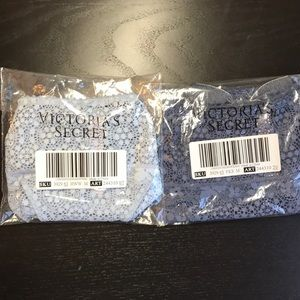 2 pack Victoria's Secret Bow Hipster Thong Panty